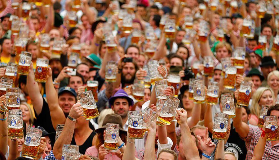 Фестиваль пива: большое пиво – маленькие пивоварни 2017
