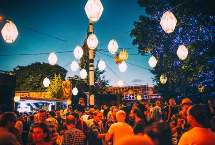 Фестиваль Flow 2017